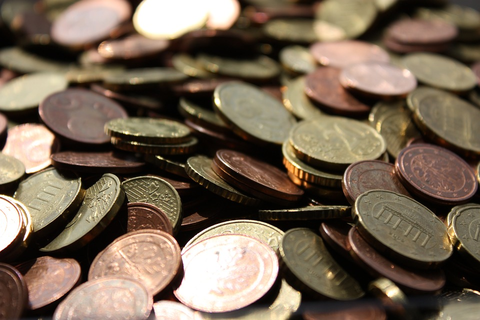 eurounijní mince
