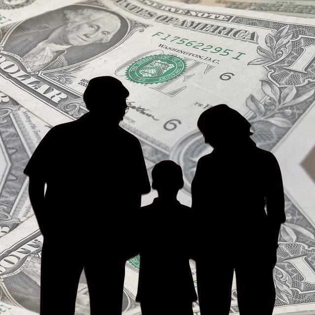 rodinné peníze