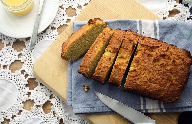 bezlepkový chléb