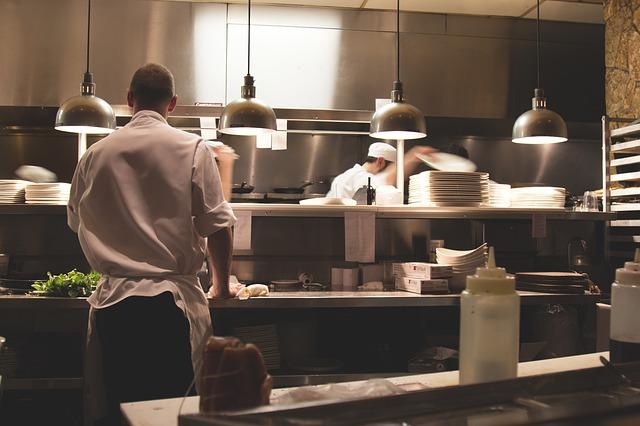 nerez kuchyně