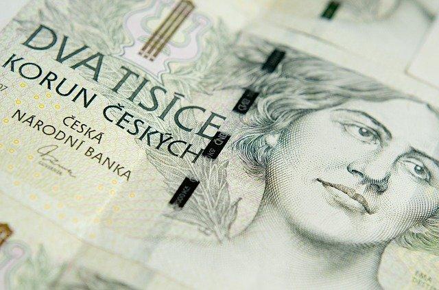 česká koruna, dva tisíce
