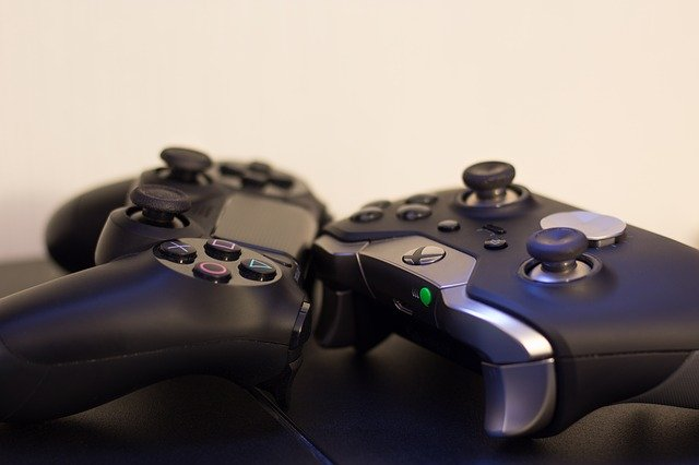 Gamepad PS4 Xbox